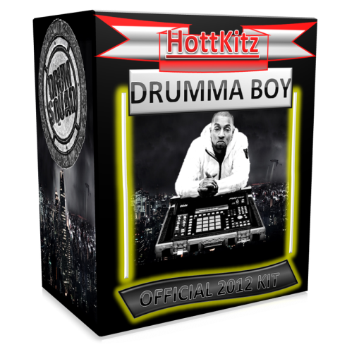 Drumma Boy Drum & Sound Kit