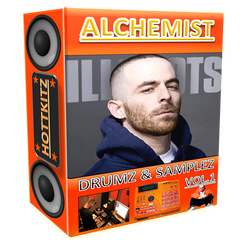 ALCHEMIST DRUMS & SAMPLES VOL.1
